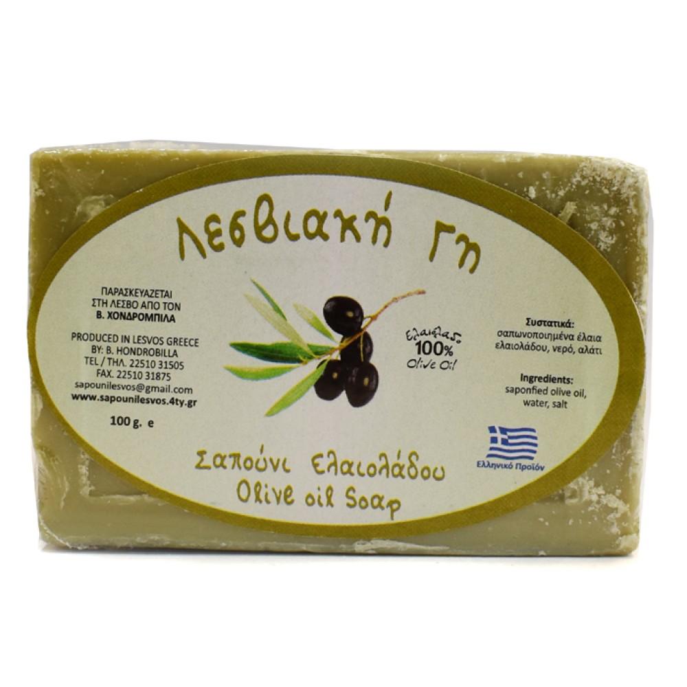 Σαπούνι Παραδοσιακό Ελαιολάδου 100g
