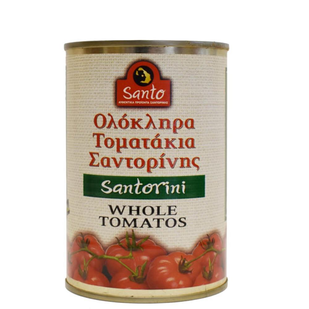 ΤΟΜΑΤΑΚΙΑ ΟΛΟΚΛΗΡΑ ΣΑΝΤΟΡΙΝΗΣ SANTO